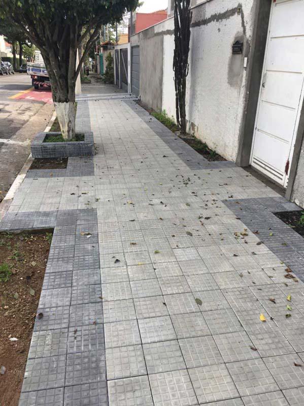 Calçada – 02