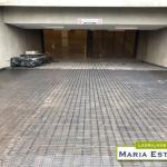 Fábrica de piso rampa