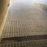 Ladrilho hidráulico para rampa de garagem