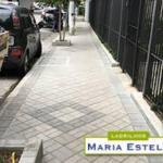 Piso de cimento para calçada