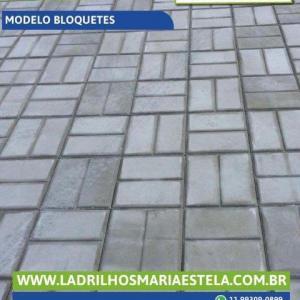 Ladrilho de cimento para calçada
